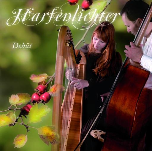 Harfenlichter CD Debüt
